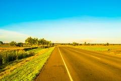 Droga wieś 3 Zdjęcia Stock