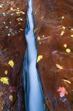 - droga wodna Zdjęcia Stock