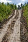 droga ziemi Zdjęcie Stock