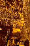 Drogaritis cave Stock Image