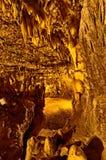 Drogaritis grotta Fotografering för Bildbyråer