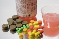 Drogas Fotografia de Stock