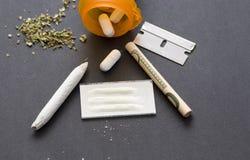 Drogas Imagenes de archivo