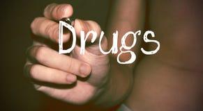 drogas Imagen de archivo