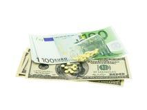 Drogas costosas Foto de archivo libre de regalías