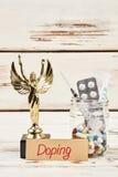 Drogas y premio fotos de archivo libres de regalías