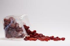 Droge Aardbeien Stock Foto's
