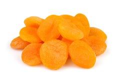 Droge abrikoos Royalty-vrije Stock Foto