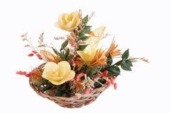 Droge bloem Royalty-vrije Stock Afbeeldingen