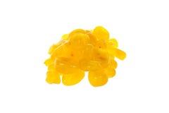 Droge citroen Royalty-vrije Stock Afbeeldingen