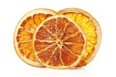 Droge citroen Stock Afbeelding