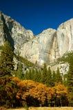 Droge Dalingen Yosemite Stock Foto's