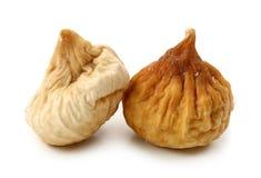 Droge Iraanse fig. Royalty-vrije Stock Foto's