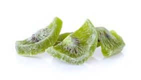 Droge kiwi royalty-vrije stock foto's