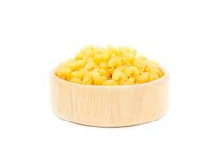Droge macaroni stock fotografie