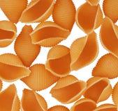 Droge macaroniachtergrond royalty-vrije stock foto's