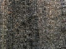 Droge netto textuur stock afbeelding