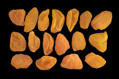 Gedroogd fruit Royalty-vrije Stock Foto