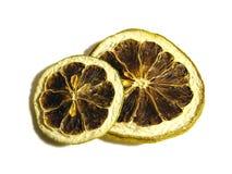 Droge rode sinaasappel Stock Fotografie