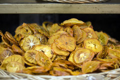 Droge Sinaasappel Royalty-vrije Stock Foto