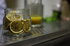 Droge sinaasappelen Royalty-vrije Stock Afbeeldingen