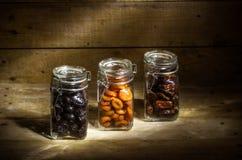 Droge vruchten Royalty-vrije Stock Fotografie