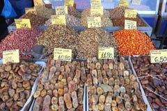 Droge vruchten Stock Fotografie