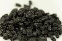 Droge vruchten, de droge zwarte rozijn van de de sultanarozijnen zwarte bes van druivenmanuka stock fotografie