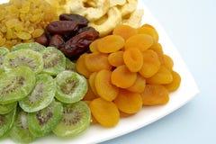 Droge vruchten mengeling Stock Foto's