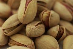 Droge vruchten, uitgespreide de noten van de pistapistache royalty-vrije stock foto's