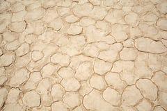 Droge woestijn Royalty-vrije Stock Afbeelding
