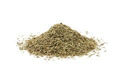 Droge zaden van anijsplant Royalty-vrije Stock Foto