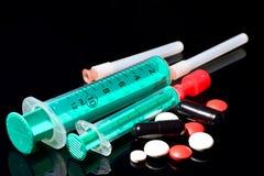 Drogenmissbrauch Lizenzfreies Stockbild