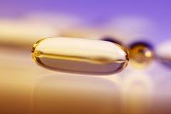 Droger eller vitaminer Royaltyfri Foto