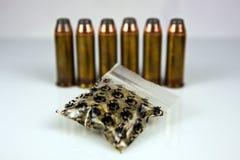 Droger och Bullets-2 Royaltyfria Bilder