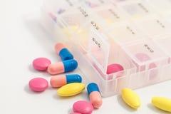 Droghe e medicina Immagine Stock