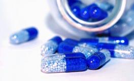 Droghe e vitamine Immagini Stock