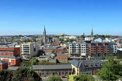 Drogheda, County Louth. A townscape view of Drogheda, County Louth Stock Images