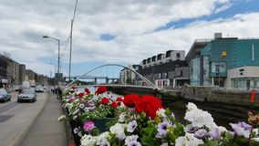 Drogheda ireland. Irish town of drogheda Royalty Free Stock Photo