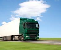 drogi ciężarówka zdjęcie royalty free