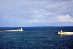 Drogi latarnie morskie Fotografia Royalty Free
