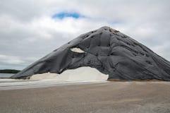 Drogi sól w Kanada Zdjęcie Stock