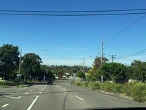 Drogi w NSW Obrazy Royalty Free
