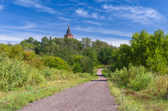 drogowa świątynia Fotografia Royalty Free