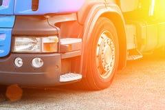 drogowa Pyrenees halna ciężarówka Spain zdjęcia royalty free