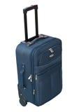 drogowa walizka Zdjęcie Royalty Free