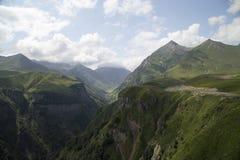 drogowe Montenegro góry Obrazy Royalty Free