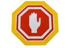 Drogowi znaki 37 Fotografia Stock