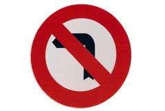 Drogowi znaki 40 Zdjęcia Stock
