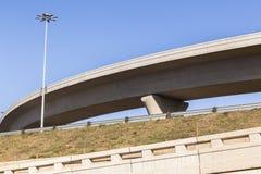 Drogowy autostrady złącze Fotografia Royalty Free